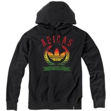 adidas Dept Of Rasta Pullover Sweatshirt - Men's at CCS
