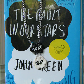 "The Fault in Our Stars ""Okay Okay"" Necklace"