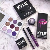 Christmas gift Kylie Black Lip Gloss eyeshadow
