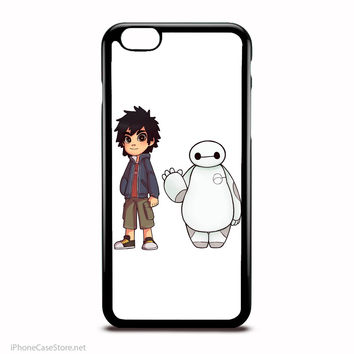 Hiro And Baymax Chibi Big Hero 6 Walt Disney Case For Iphone Case