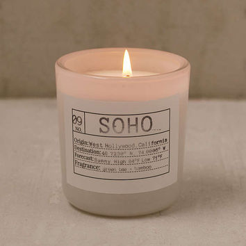 Flores Lane NYC Candle - Urban Outfitters
