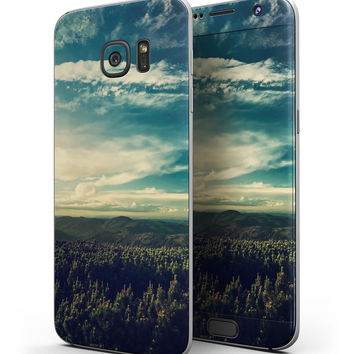 Country Skyline - Full Body Skin-Kit for the Samsung Galaxy S7 or S7 Edge