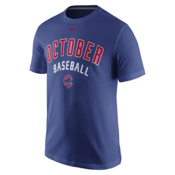 Nike October (MLB Cubs) Men's T-Shirt