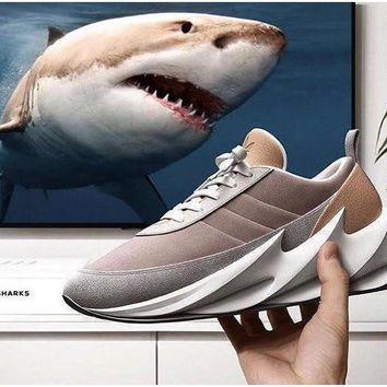 4 Colors Adidas Sharks Concept Men Running Shoes Original Black Sneakers Ready Stock