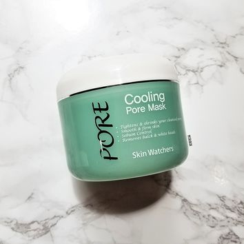 Skin Watchers Pore Mask (Cooling)