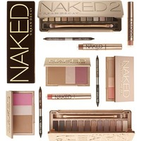 Women's Urban Decay 'Naked' Vault ($360 Value)