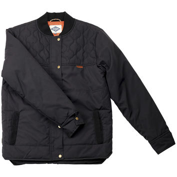Bohnam Co. Mercer Quilted Bomber Jacket - Men's Black,