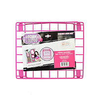 Locker Lounge Metal Locker Shelf 12 H x 10 W x 2 D Pink by Office Depot & OfficeMax