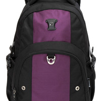 Swisswin fashion laptop computer backpack school sports travel hiking bag sw9032 2015 new bag hot sale free shiping