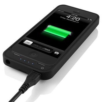 The Incipio offGRID™ Express iPhone 5/5s Backup Battery Case - 2000mAh for iPhone 5/5s