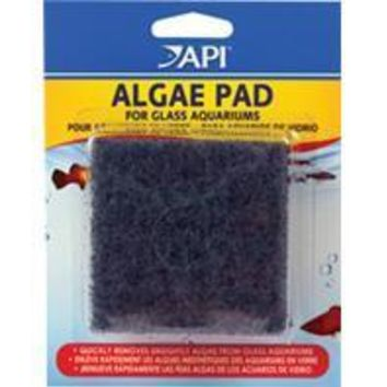 Mars Fishcare North Amer-Algae Pad For Glass Aquariums