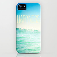 beachy happiness iPhone Case by Taylor St. Claire | Society6