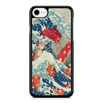The Great Wave Off Kanto 2 Iphone 8 Case
