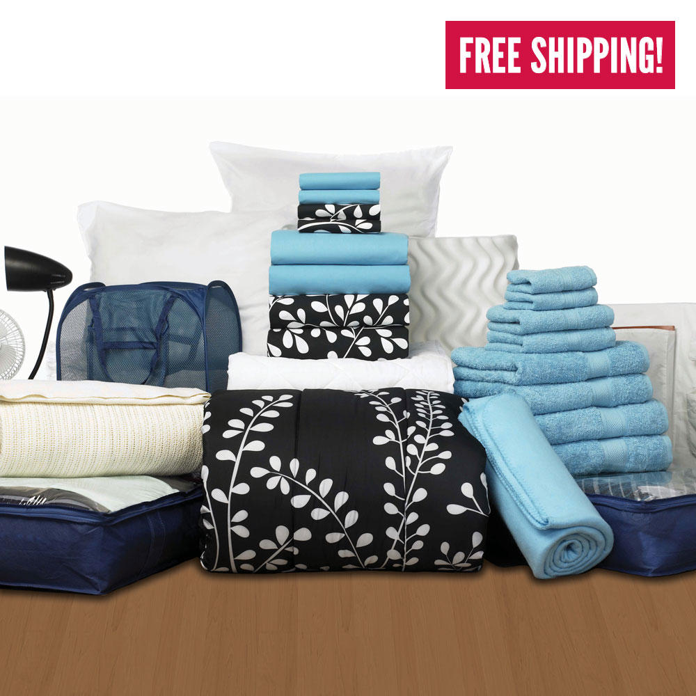 Ocm Com College Dorm Room Bedding Care From On Campus