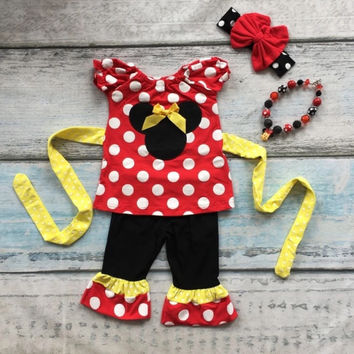 Minnie Mouse Adventures Outfit