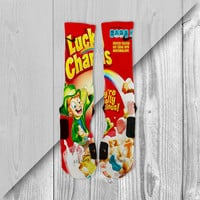 LUCKY CHARMS CUSTOM NIKE ELITE SOCKS