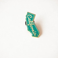 California Pin / California State Enamel Lapel Pins / California Jewelry