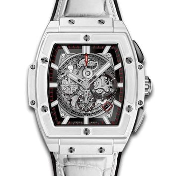 Hublot Spirit Of Big Bang Ceramic 601.HX.0173.LR - Unworn with Box and Papers