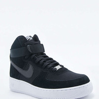 Nike Air Force 1 Hi Trainers in Black - Urban Outfitters