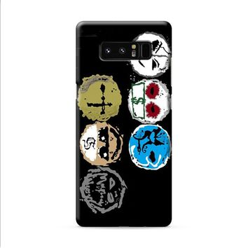 Hollywood Undead Icon Samsung Galaxy Note 8 case