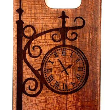 Design Wood Phone Case for Samsung S9 / S9 Plus