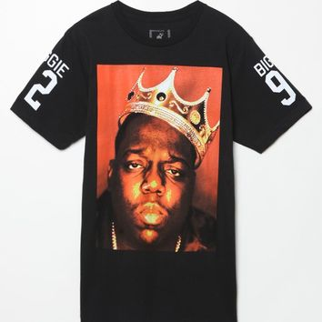 Biggie T-Shirt - Mens Tee - Black