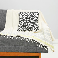 Woven Stripe Throw - Urban Outfitters
