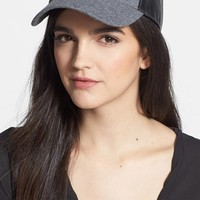Women's August Hat 'Home Run' Adjustable Baseball Cap