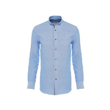 SKYRTA of Iceland EMIL SKY BLUE MENS SHIRT