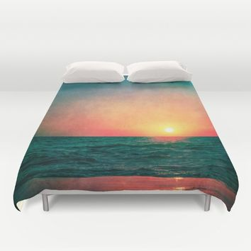 Fade Away Duvet Cover by Faded  Photos