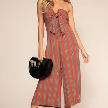 Weekend Wishes Culotte Jumpsuit