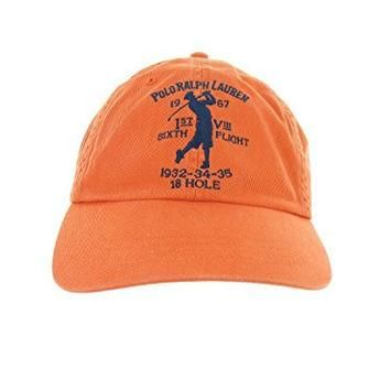 Polo by Ralph Lauren Orange Hat