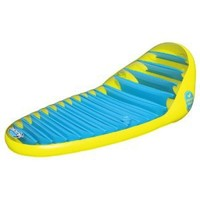 Amazon.com: SportsStuff 54-1660 Banana Beach Lounge 1 Person Pool/Water Float: Automotive
