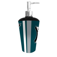Philadelphia Eagles NFL Bathroom Pump Dispenser
