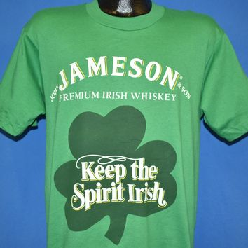 90s Jameson Irish Whiskey t-shirt Medium
