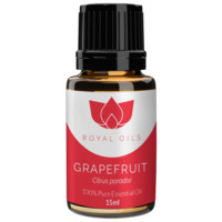 Grapefruit Essential Oil (Pink)