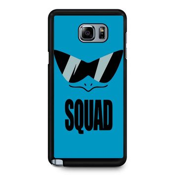 Squirtle Squad Samsung Galaxy Note 5 Case