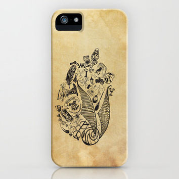 Harry Potter in our hearts iPhone Case by Emma Fowle   Society6