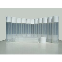 Eclectic Supply Lip Balm Empty Container Tubes, Translucent, 3/16 Oz (Pack of 25)