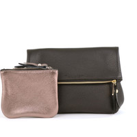 TRE CLUTCH, SL POUCH GIFT SET BLACK/ANTHRACITE