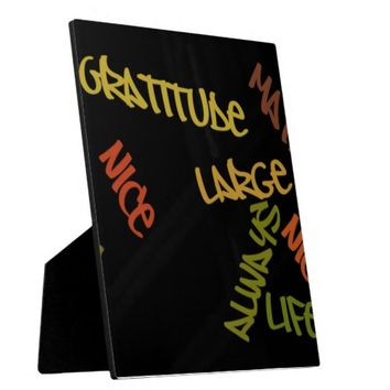 Nice Day Better Night Life Large gifts plaque