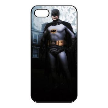 Adam West Batman phone case iphone 4 4s 5 5s 5c SE 6 6s & 6 plus 6s plus 7 7 plus