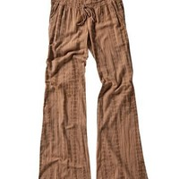 Billabong US Womens : CLOTHING - Pierce Beach Pant