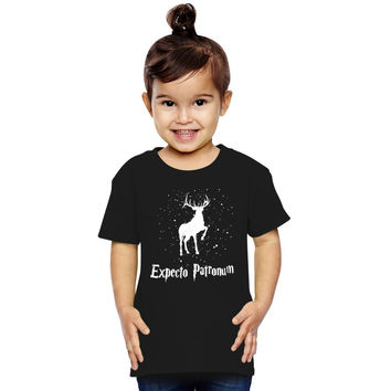 Harry Potter Expecto Patronum Toddler T-shirt