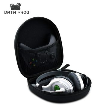 Portable Case For Xbox One Controller For Headphone Headset Carry Pouch Data Line Storage Bag Gamepad Carrying Pouch