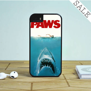 PAWS Movie Parody Funny Cat Attack For iPhone | Samsung Galaxy | HTC Case