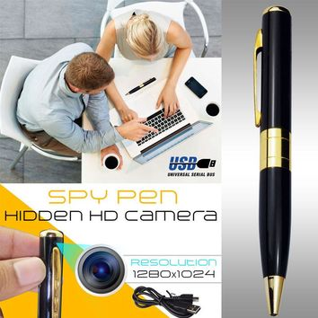 Spy Pen With Camera And Camcorder
