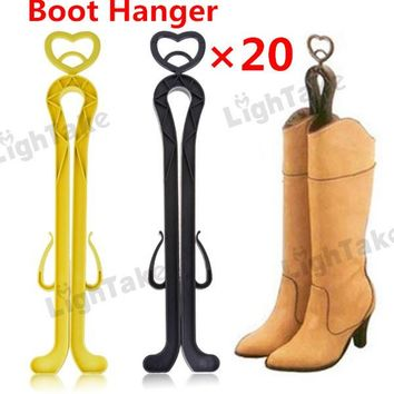 High Top Long Boots Shoes Stand Holder Boot Support Shoe Hanger Shaper 20pcs