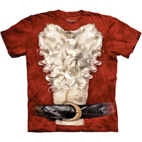SANTA CLAUS SUIT The Mountain Funny Christmas Party Costume T-Shirt S-3XL NEW