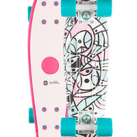 Penny Pendleton Wave Original Skateboard Pink One Size For Men 27076435001
